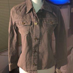 True religion button down jacket S